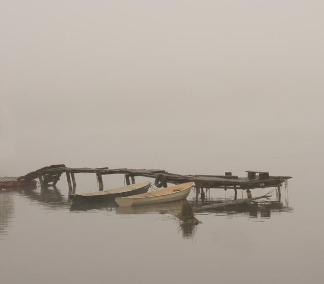 Озеро Сенеж. 2009 год.