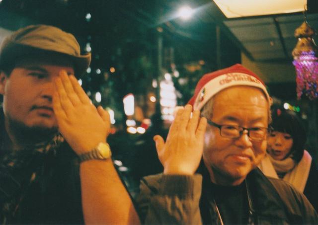 Фотограф Yamasaki Ko-Ji. В одном из баров Осаки