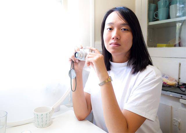 Софи Ли - портрет фотографа