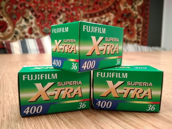 Fujifilm X-Tra 400