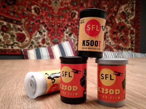 SFL 250D