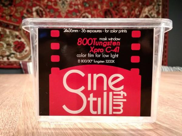 CineStill 800D