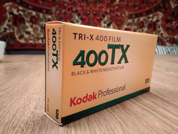 Kodak 400TriX