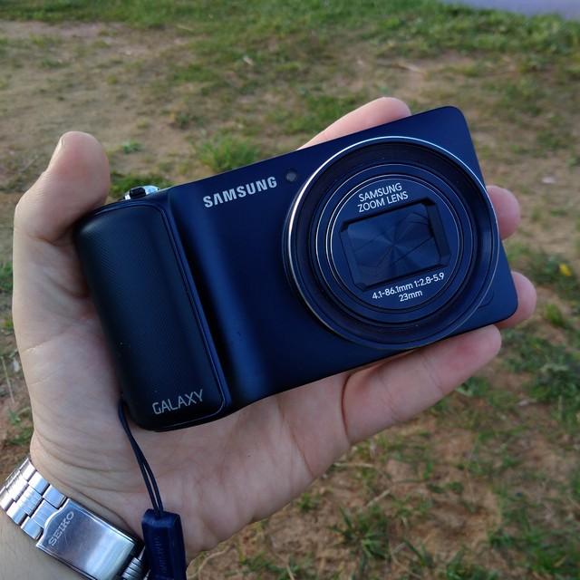 Утопленник Samsung Galaxy Camera EK-GC100