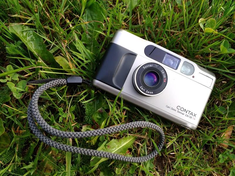 Лучшая в мире компактная пленочная камера Contax T2