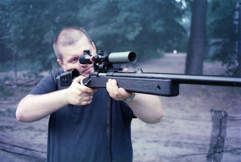 Портрет брата. просроченная Fujifilm 500T
