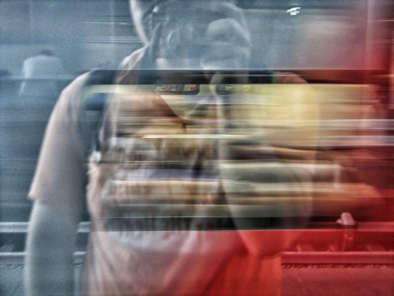 Автопортрет с Canon PowerShot G5