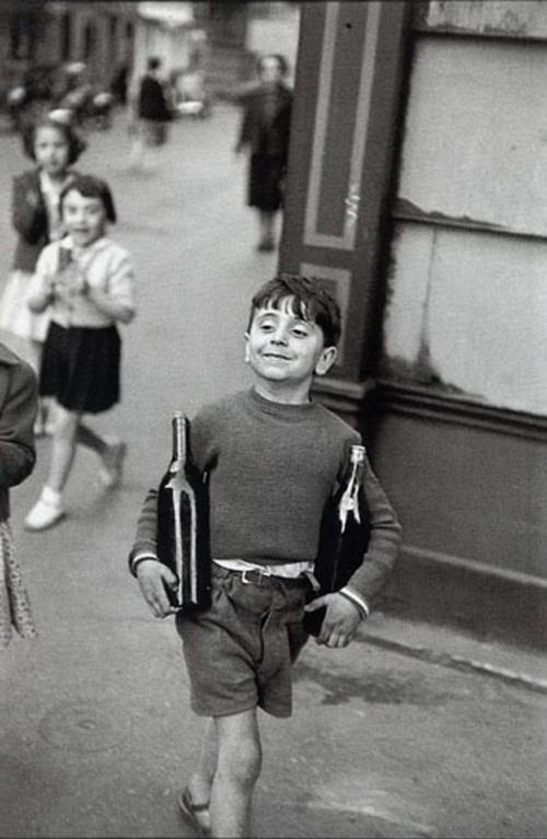 Автор: Henri Cartie-Bresson.