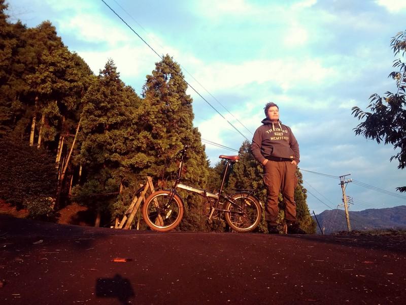 На велосипеде по Японии