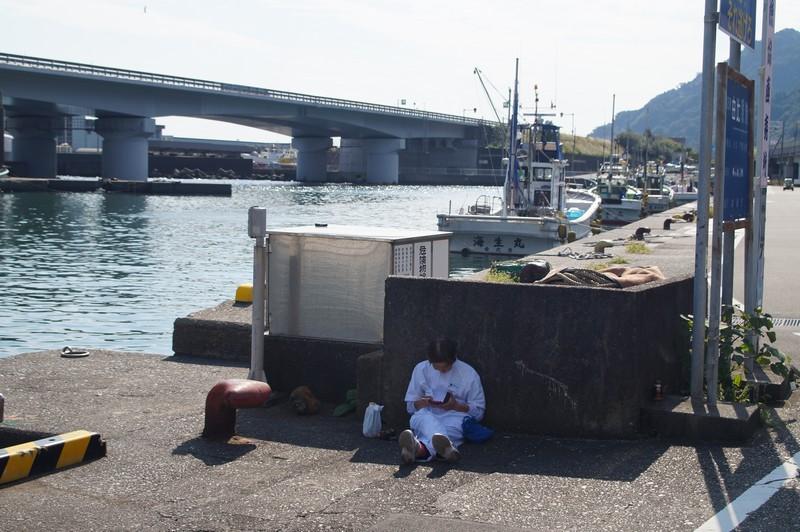 Порт Юи. Вид с центральной части.