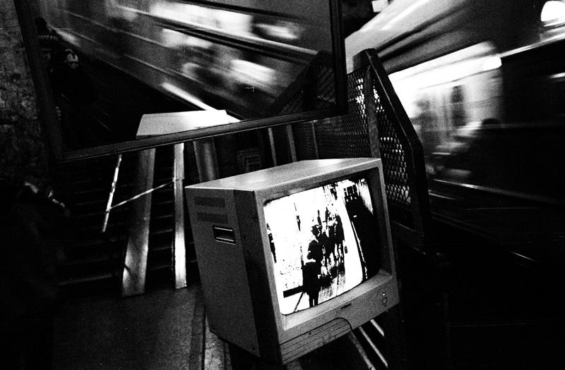 Коридоры и блуждания в московском метро