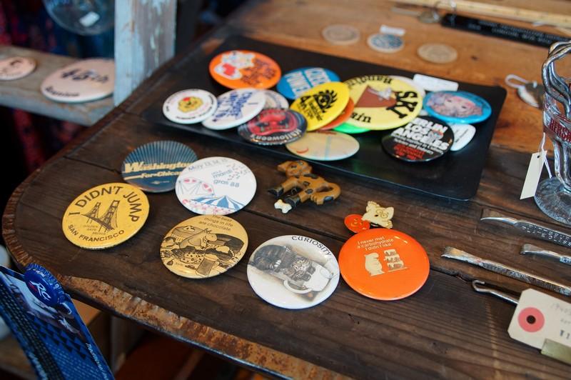 маленькие сувениры из магазинчика Ямамото