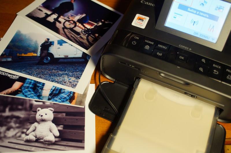 Canon Selphy CP1300 возможности в реальной жизни