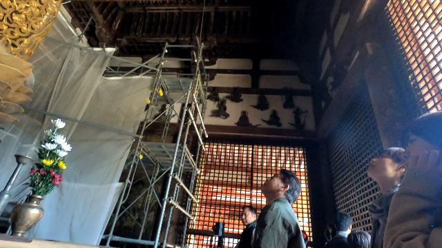 Альтернативный вид на внутренний зал Павильона Феникс