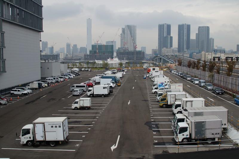 Новая инфраструктура рынка Тоёсу