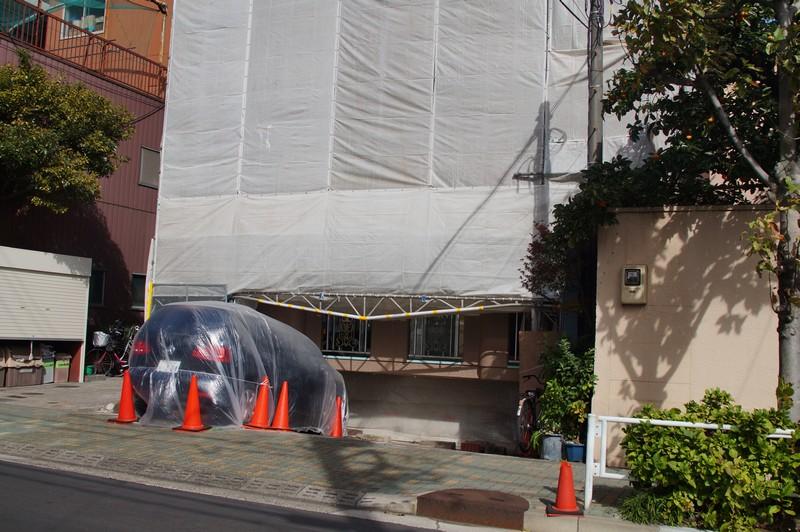 японские строительные работы