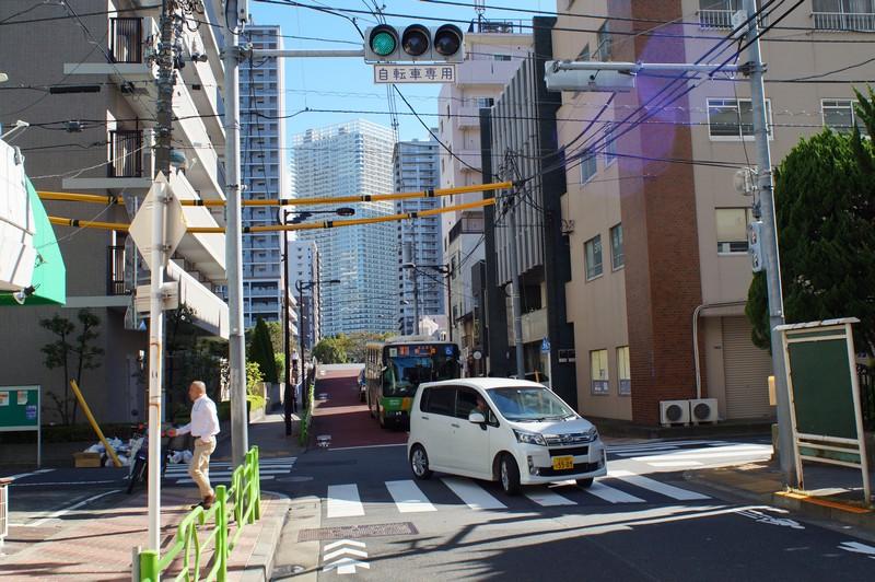 Типовые улочки малоэтажного Токио