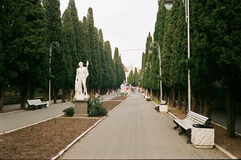 Город Симеиз