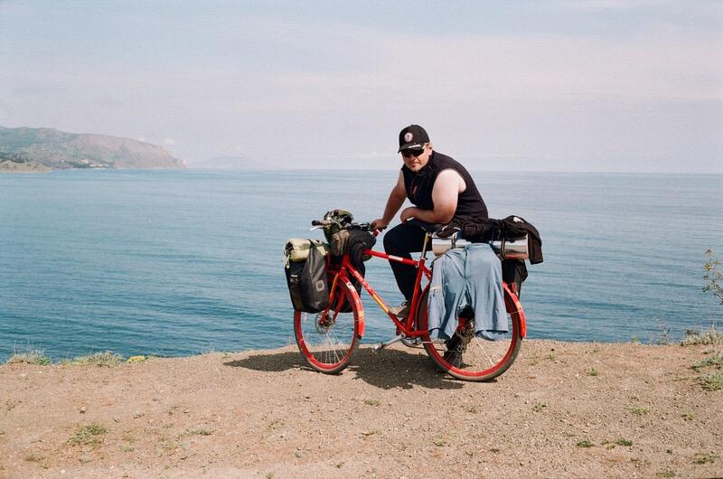 Велосипедный тур по Крыму 2019. Георгий Романов