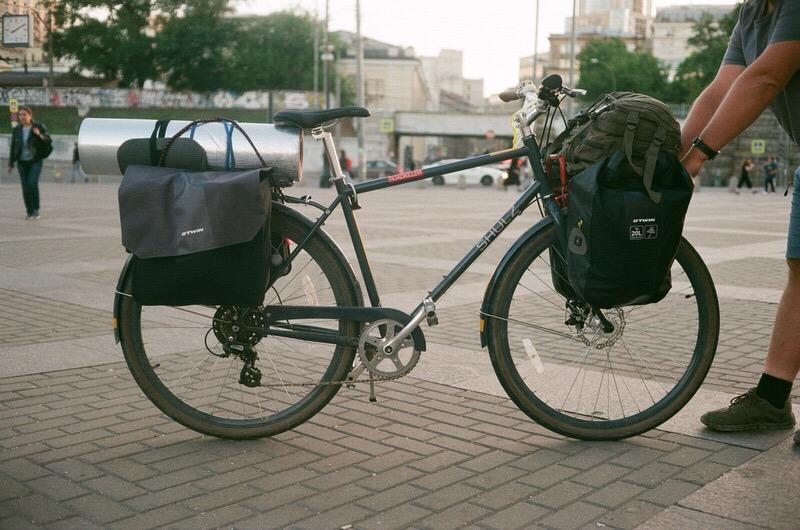 Велосипед Shulz Roadkiller в туристическом варианте
