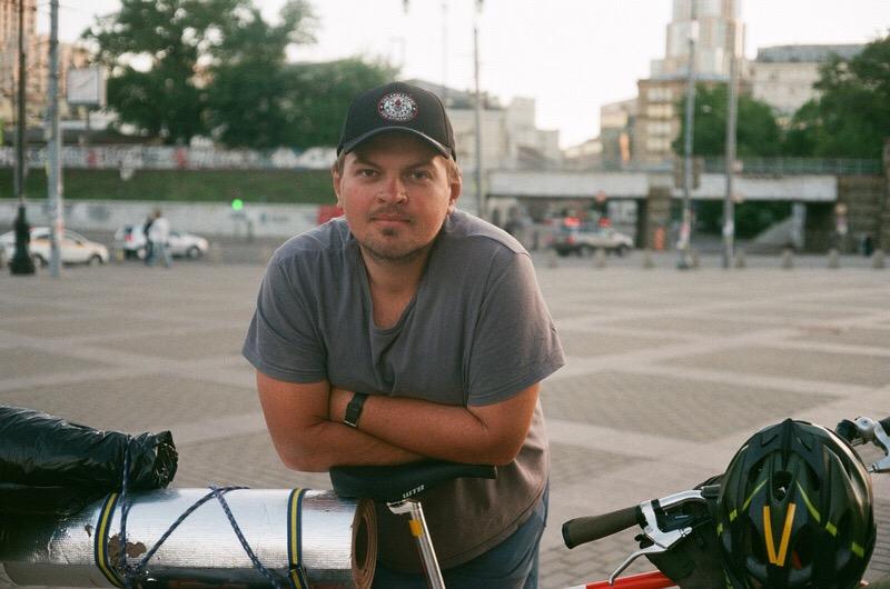 Никита Романов. Портрет после окончания путешествия.