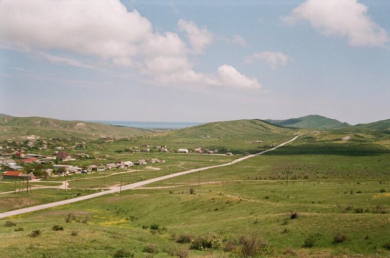 45 золотая параллель в Крыму