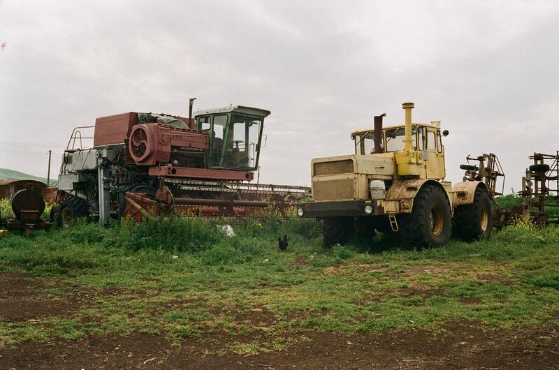 Сельскохозяйственная техника Крыма