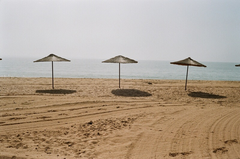 Керчь. Пляж Нимфей. Крым