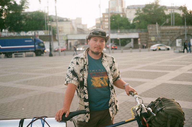 Георгий Романов. Портрет после окончания путешествия.