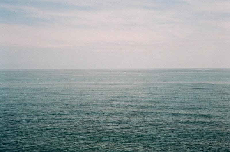Чёрное море. Линия горизонта