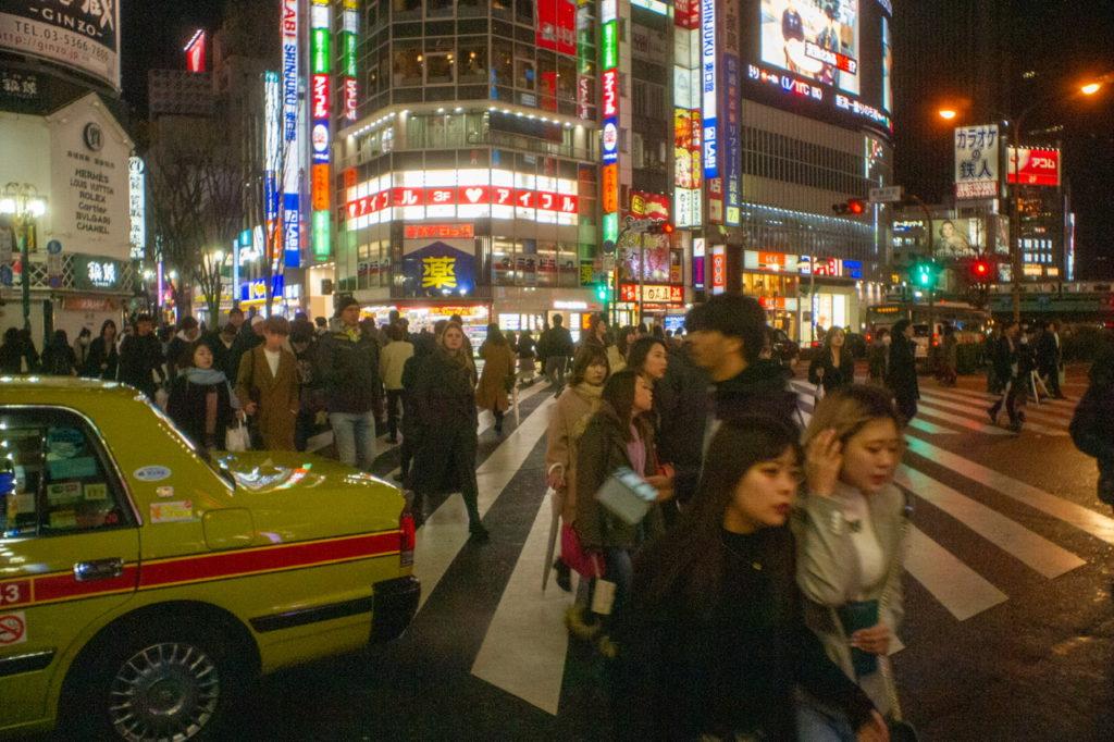 Синдзюку, Токио 2020