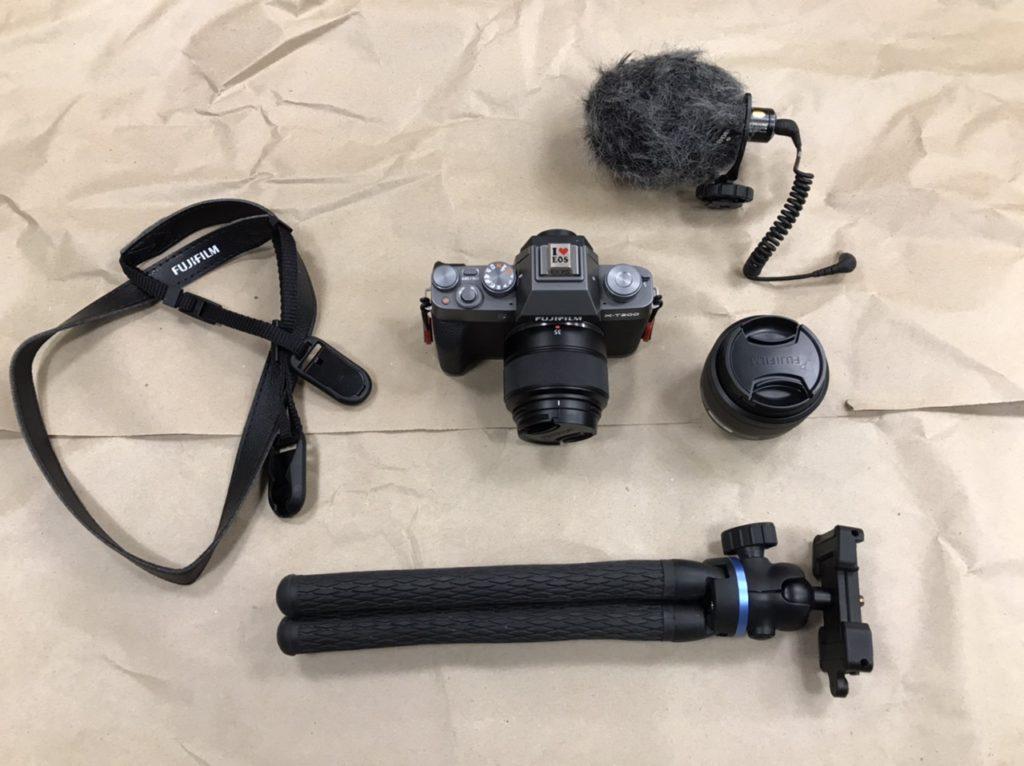 Минимальный набор аксессуаров для системной фотокамеры